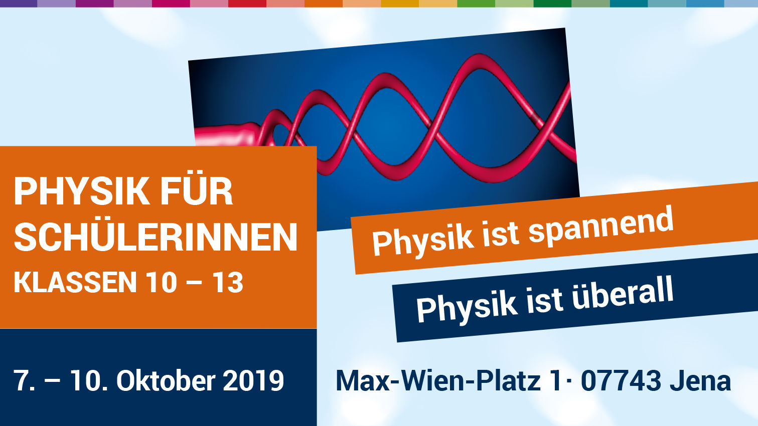 Physik für Schülerinnen an der Friedrich-Schiller-Universität Jena