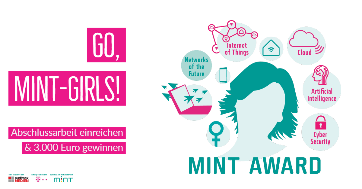 Frauen-MINT-Award 2020