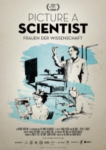 "Filmplakat ""PICTurE A SCIENTIST"""
